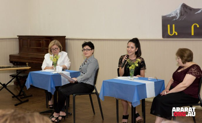 Ararat Goukazian Book Launch